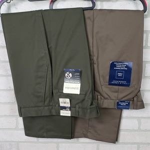 Other - NWT 2 Pair Men's Slacks 38 Waist